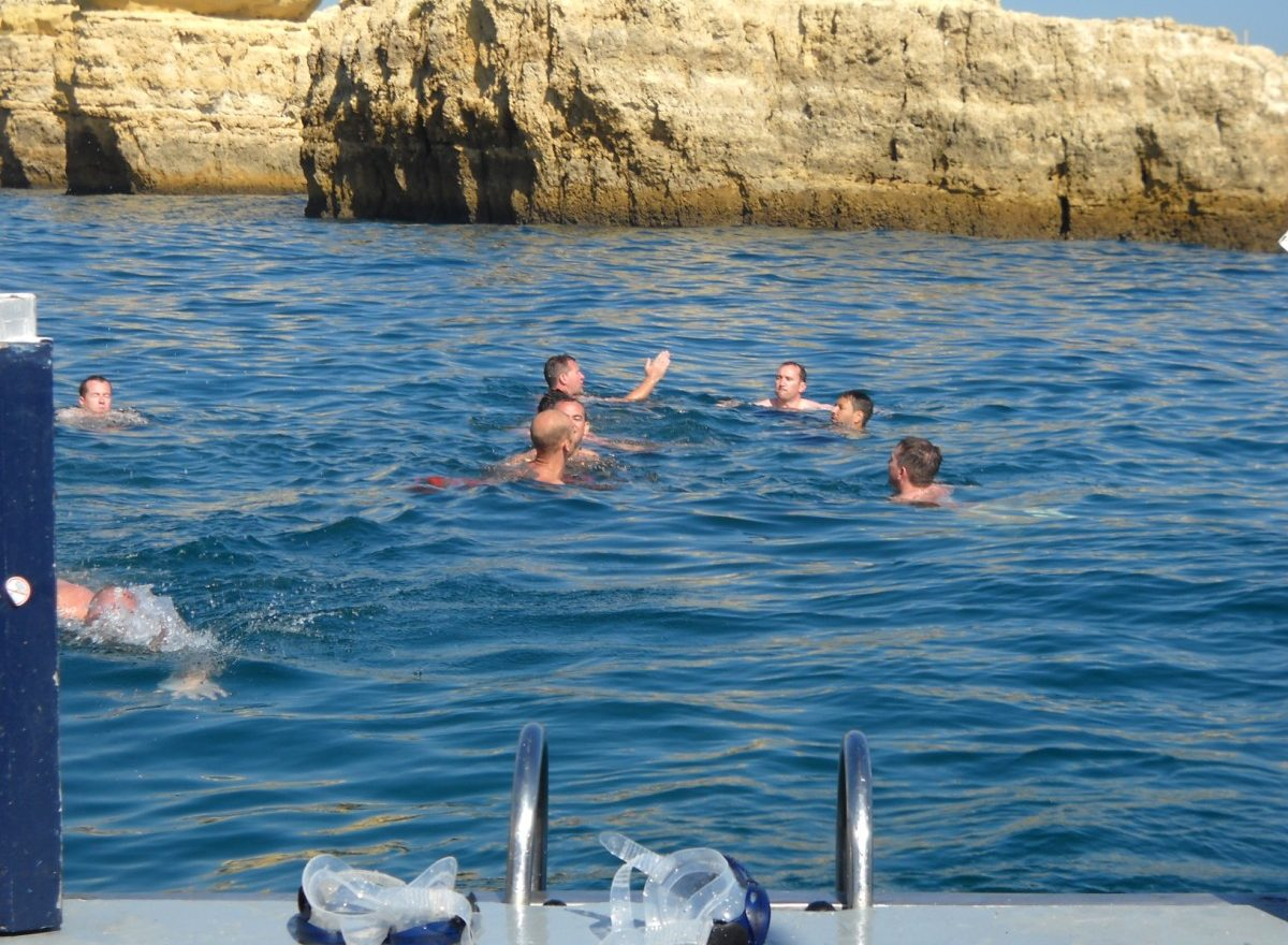 albufeira group activity